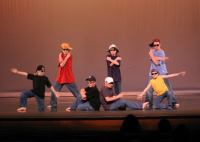 Hip Hop performance