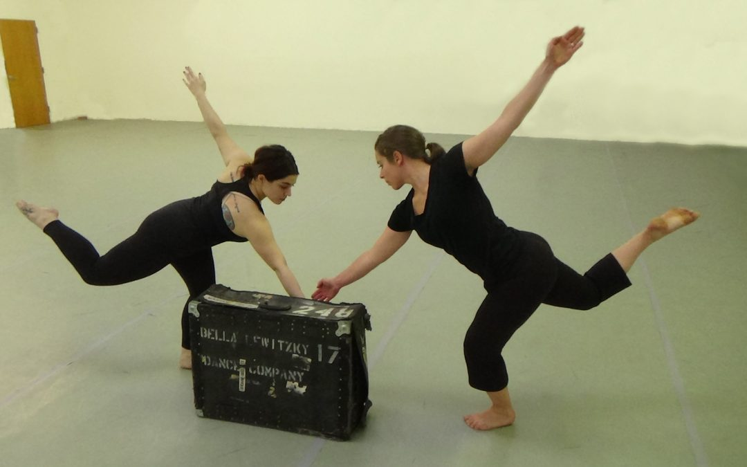 Piece of Dance History Gifted to Keshet