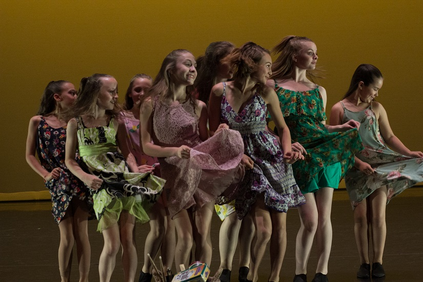 Celebrate National Dance Day at Keshet Dance and Center for the Arts