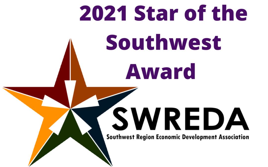 SWREDA recognizes Keshet for its outstanding economic impact!